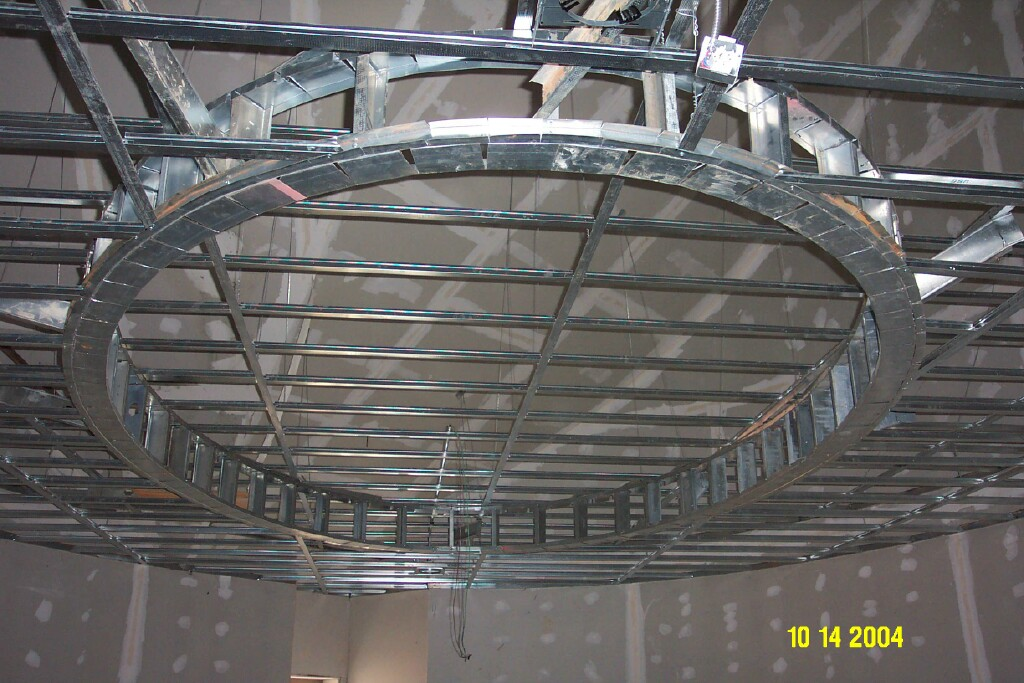 Rightway Drywall, Inc. - Metal Stud Framing